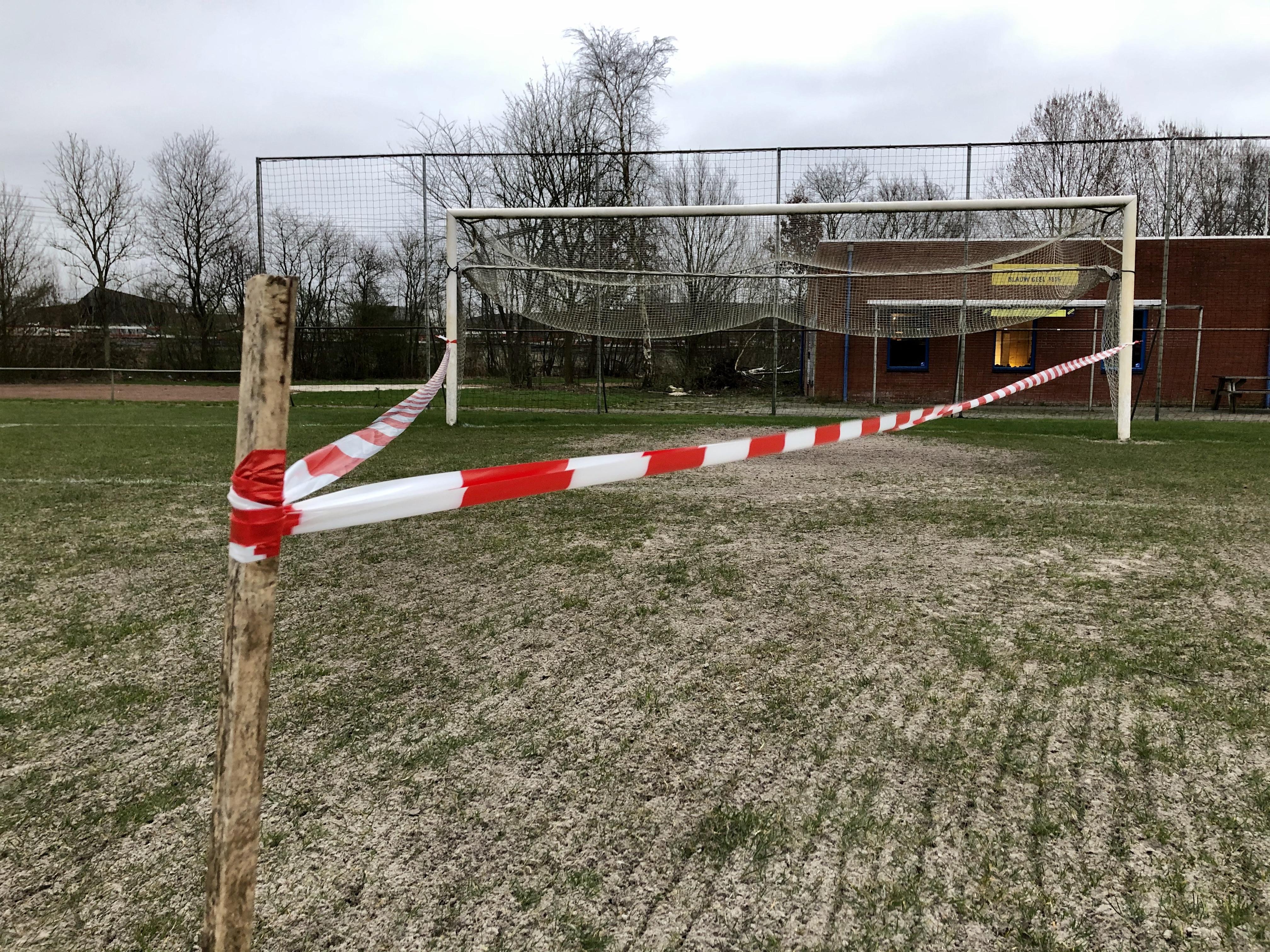 KNVB: competities amateurvoetbal worden niet meer hervat